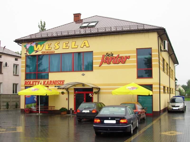 Sala Weselna Jantar Lukow ~ Sala Weselna JANTAR, Łuków ul Międzyrzecka 100 D, tel 697 048 010